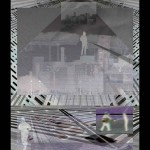 "Bertrand Alberge - plasticien - photomontage - ""Mardi 9 février"""