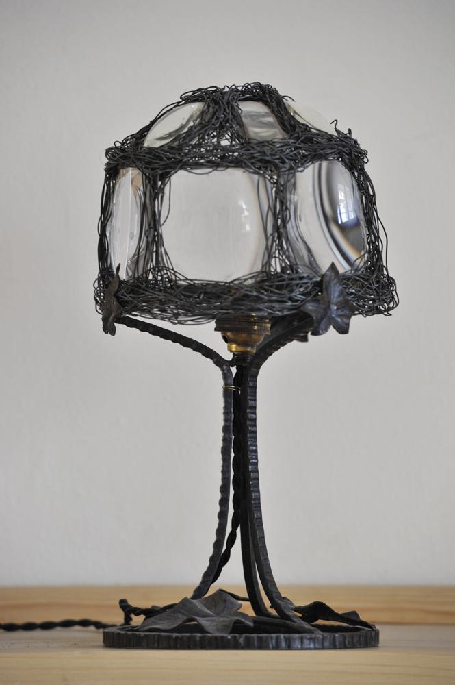 Bertrand Alberge - plasticien - stylisme - luminaire
