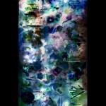 """Bertrand Alberge - plasticien - photomontage - repas photogrammique- """"Le repas de St Exupéry"""""""