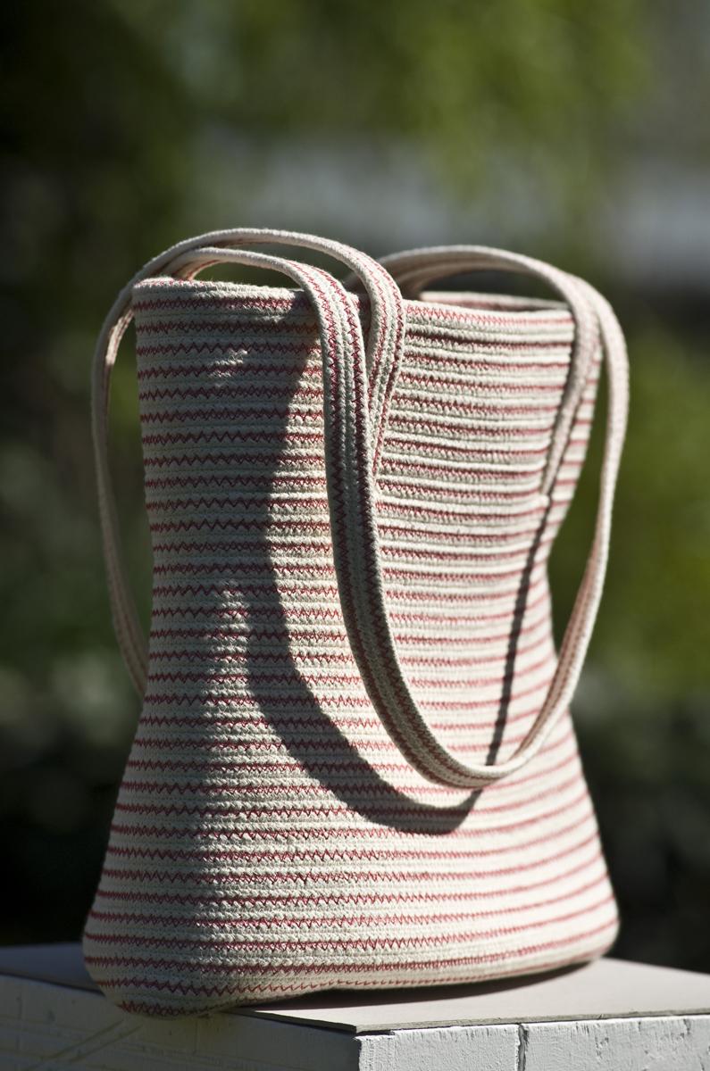 Bertrand Alberge - plasticien - accessoire - sac