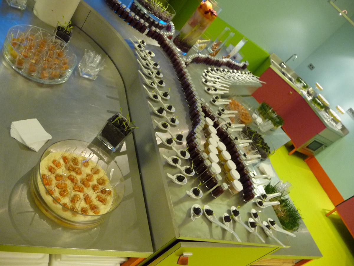 Bertrand Alberge - plasticien - stylisme culinaire
