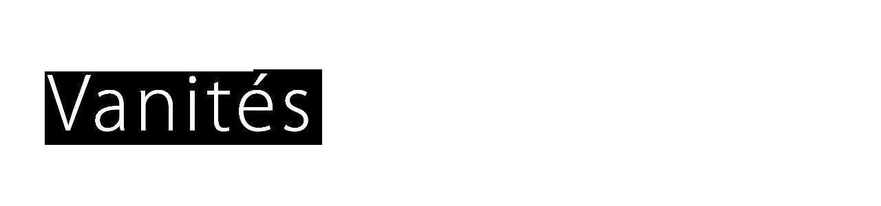 Logo Bertrand Alberge - vanités